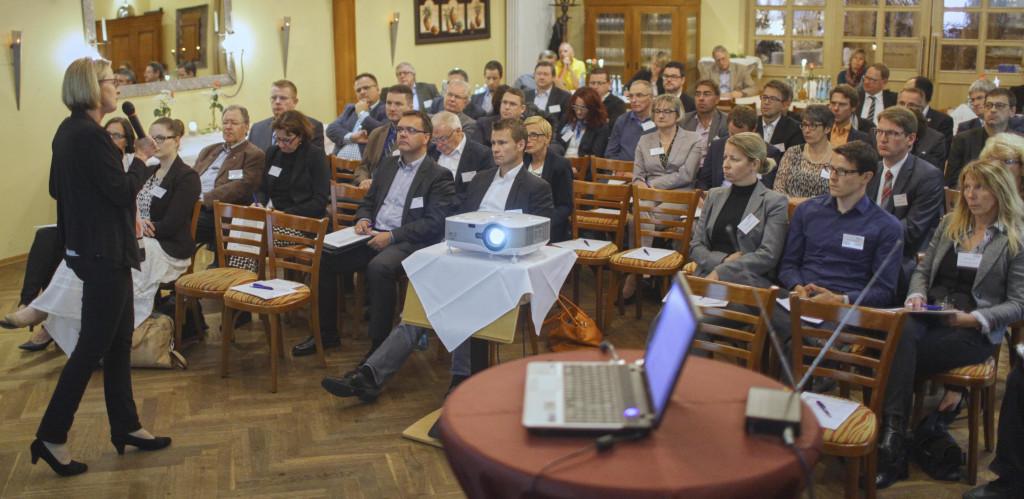 Vortrag Anja Kayser bei der Wirtschaftsregion Offenburg-Ortenau